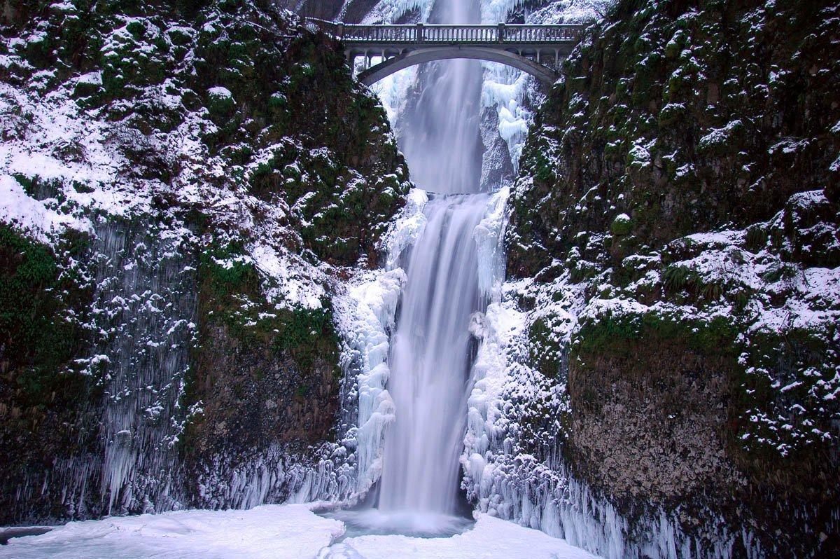 Водопад-Малтнома-Фолс