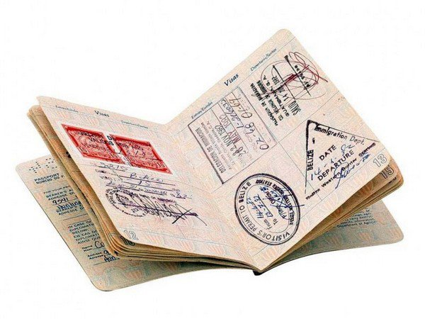 Documents for traveling abroad
