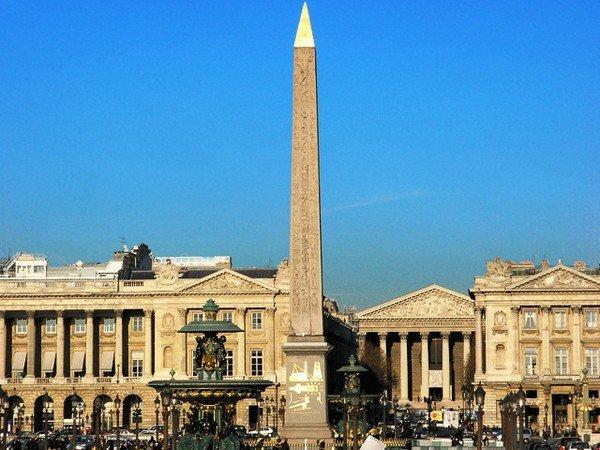 La Concorde in Paris
