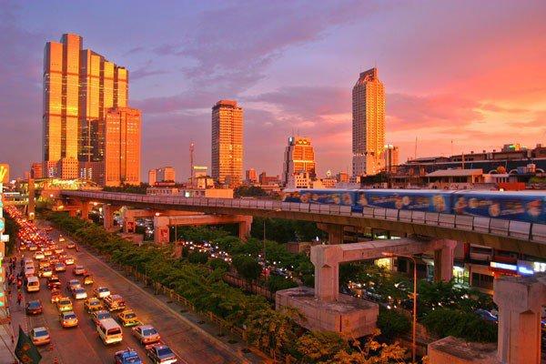 Tourism Bangkok