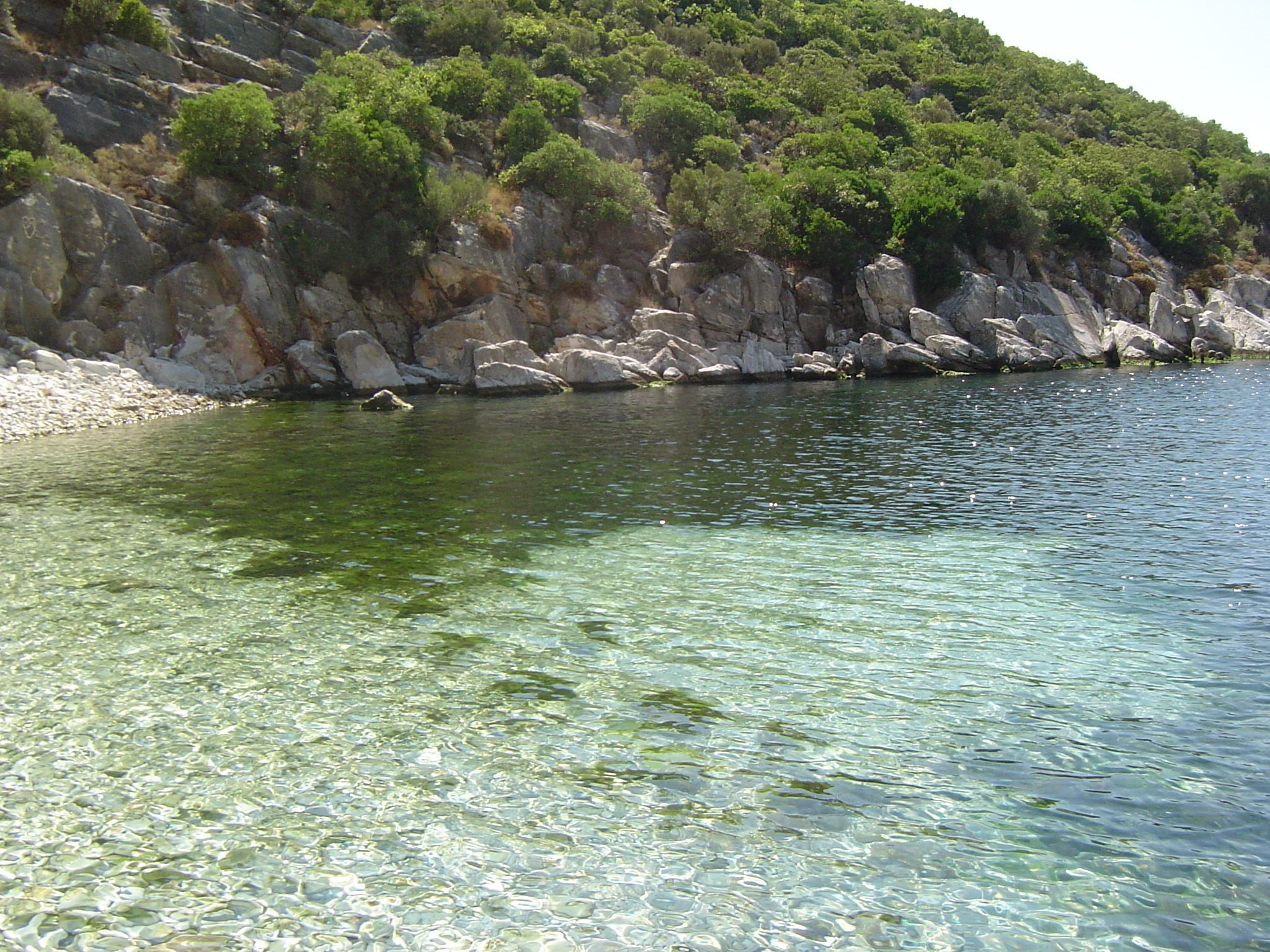 мраморное-море