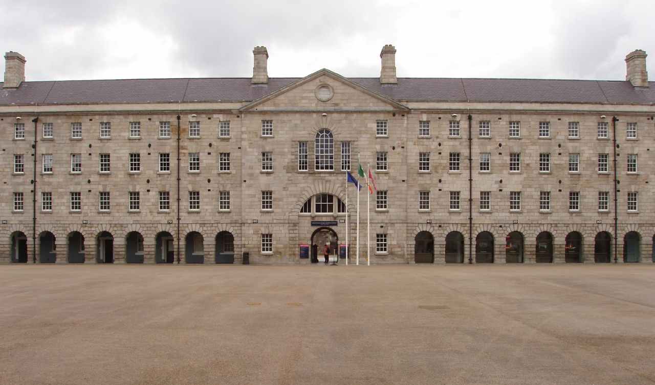 National-Museum-of-Ireland-Colling-Barracks