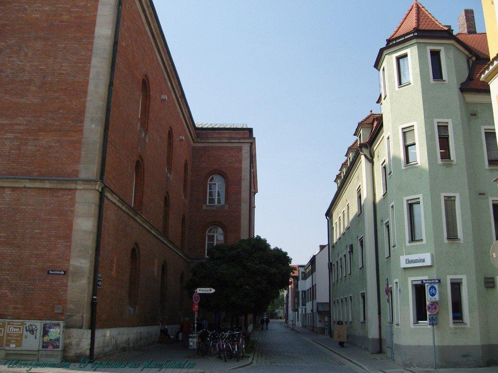 Город Ингольштадт - фото 16