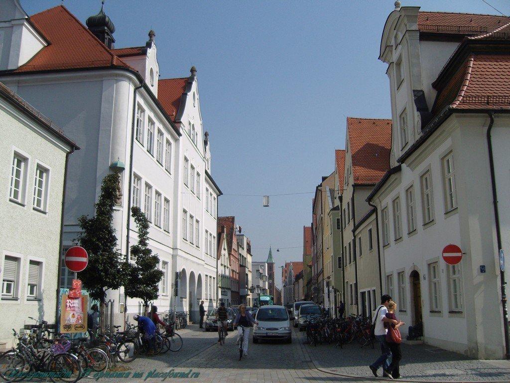 Город Ингольштадт - фото 18