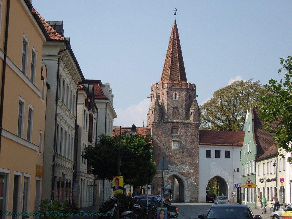 Город Ингольштадт - фото 23