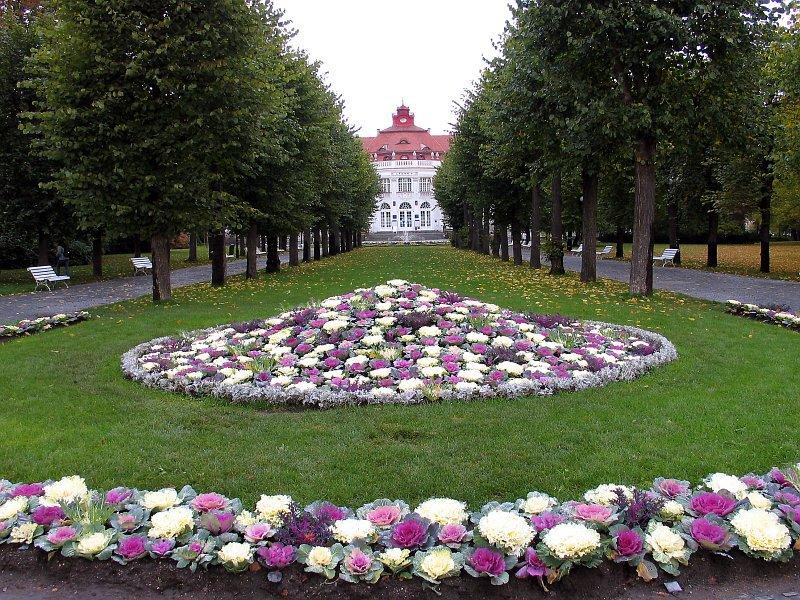 park Karlovy Vary