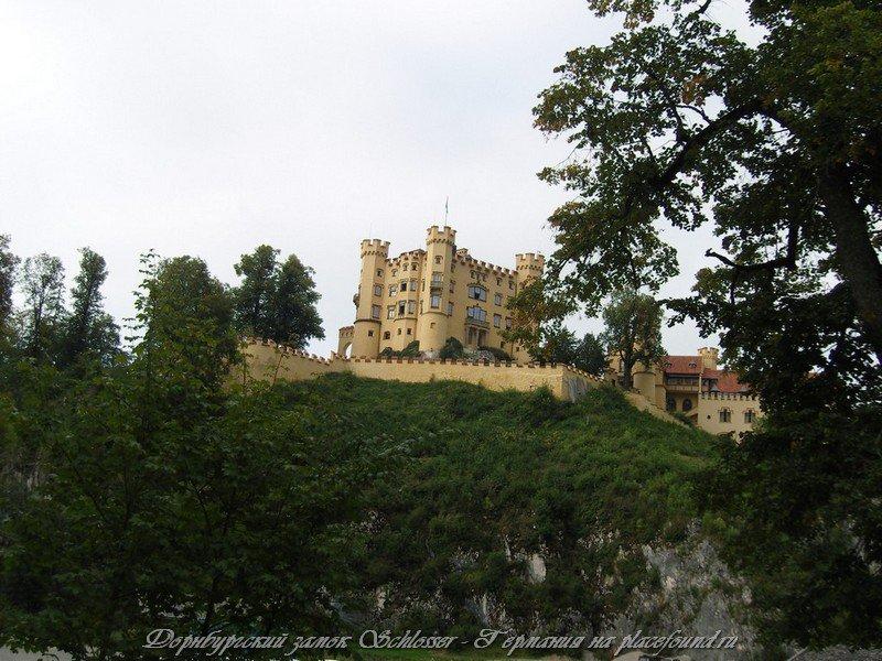 Дорнбургский замок Schlosser