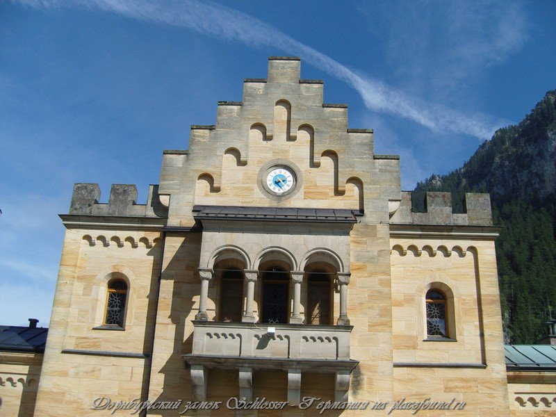 Дорнбургский замок Schlosser - фото 42