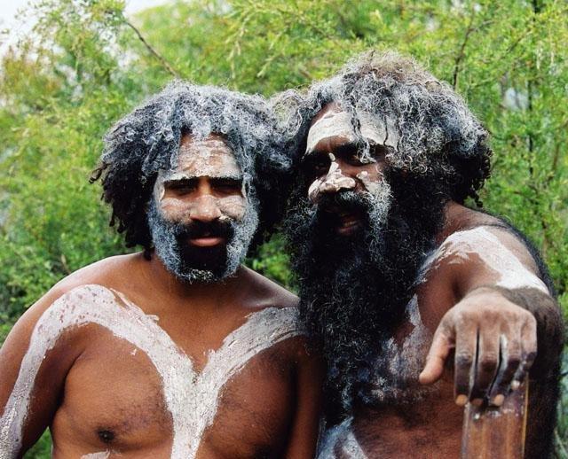 Aborigines-Australien