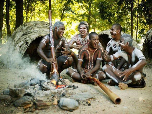 Australian-Aborigines-settlement