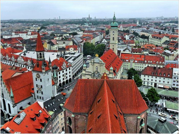 Bavaria-Munich