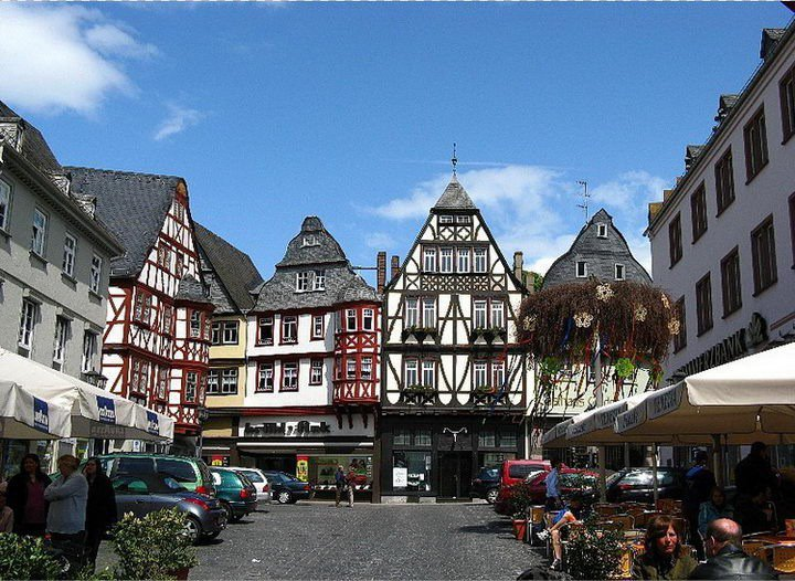 Beautiful-and-pleasant-town-of-Limburg-Germany