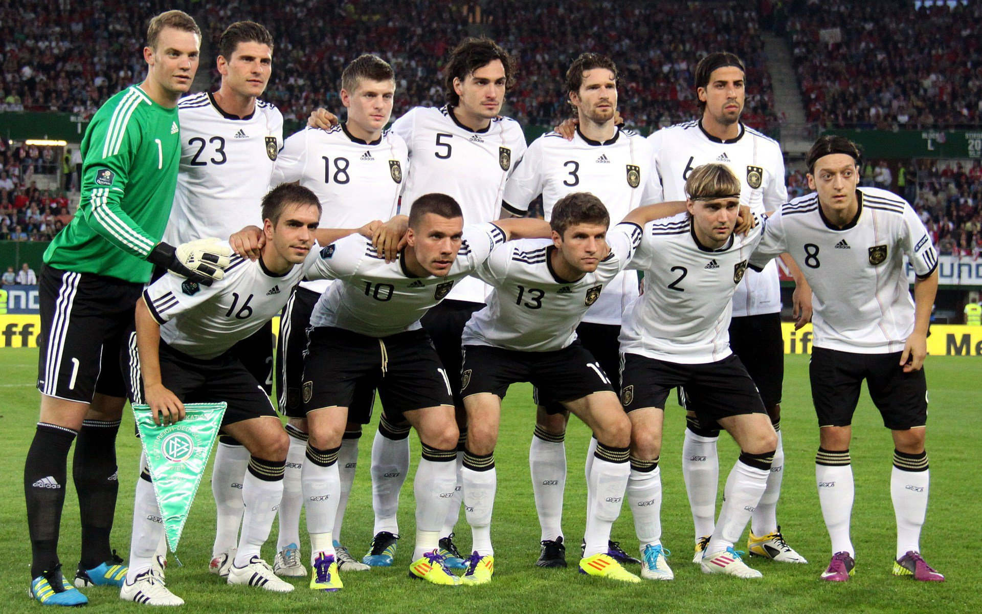 German-national-team-for-EURO-2012