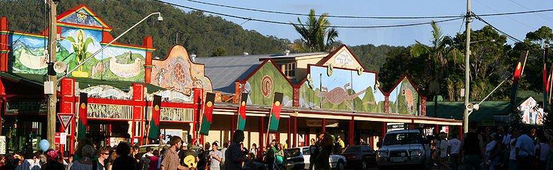 Nimbin-Village
