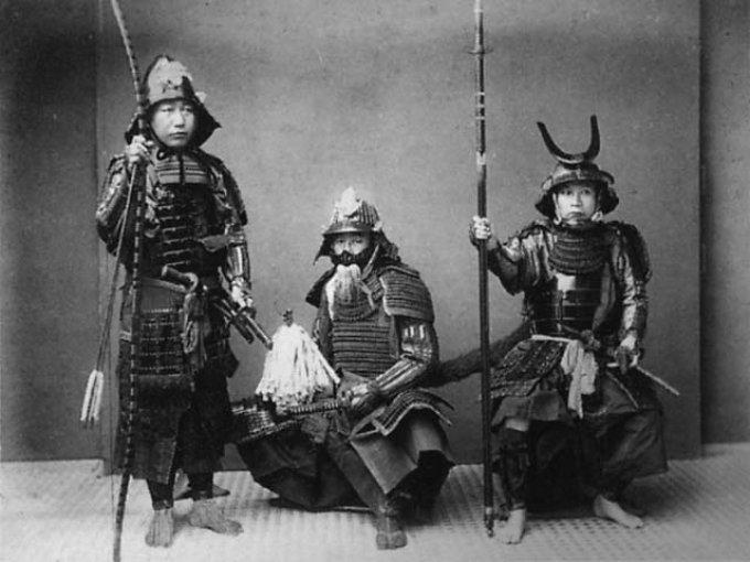 istoria Japonii