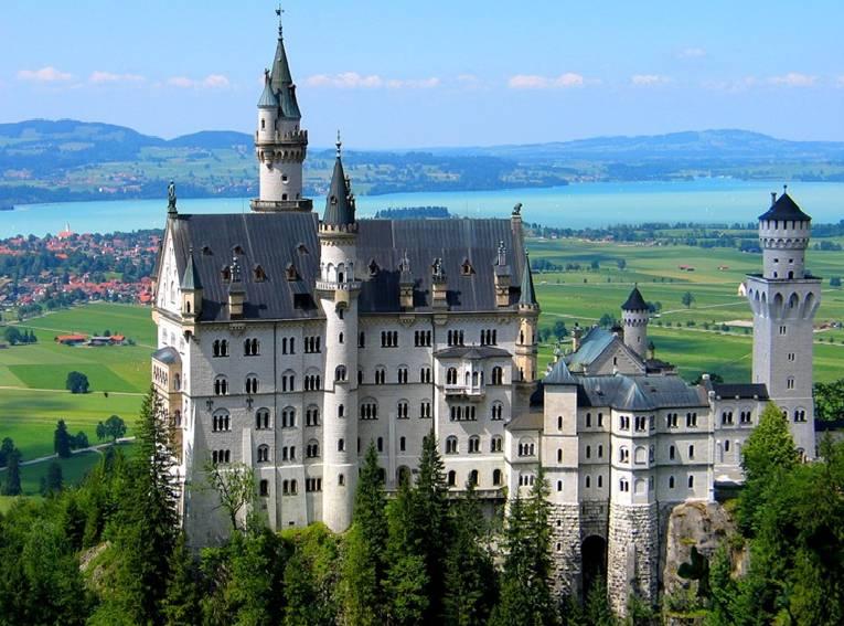 zamki-Germany