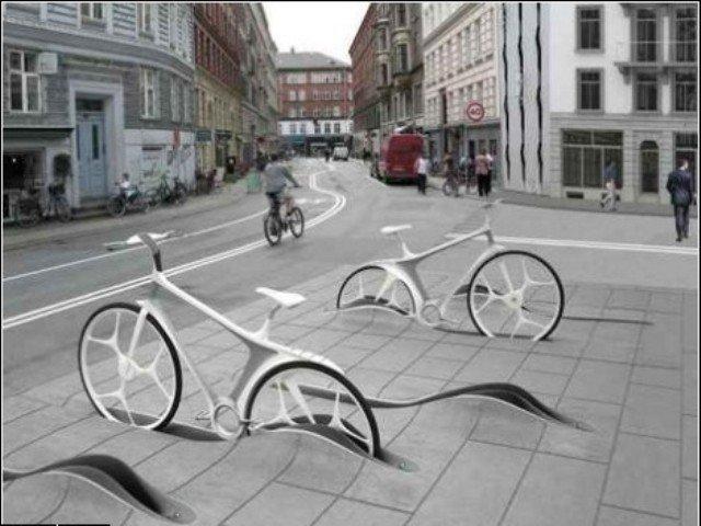 Город велосипедов