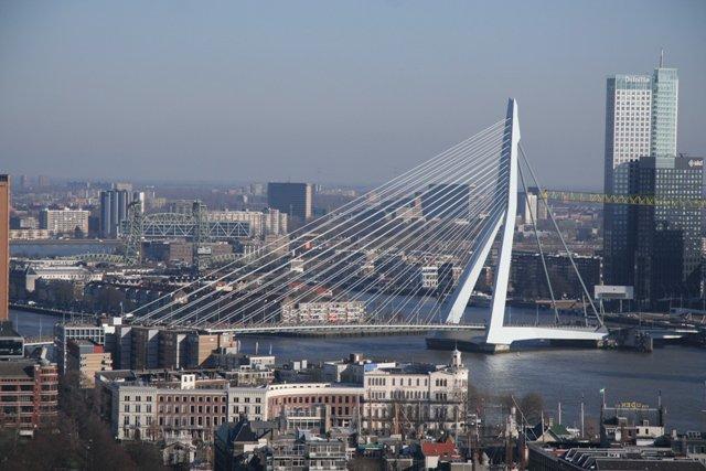 Роттердам. Южная Голландия