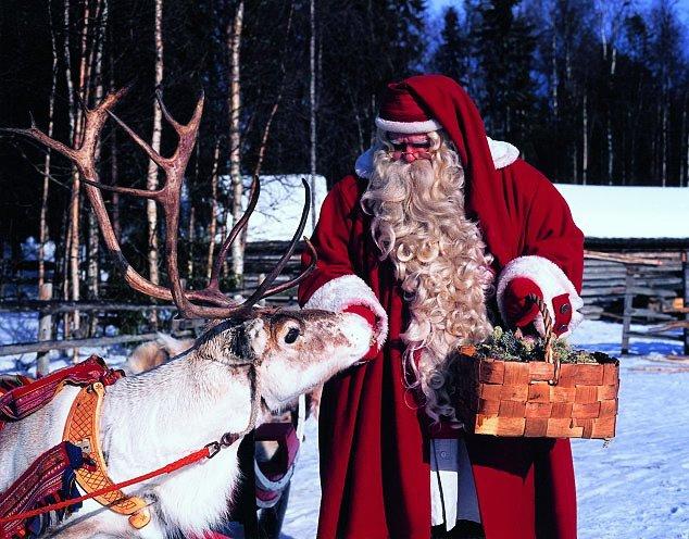 31095_Santa_Claus_and_deer