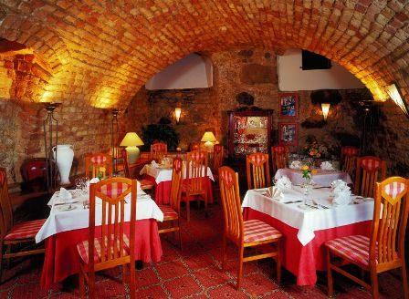 Гостиница «Нарутис» ресторан