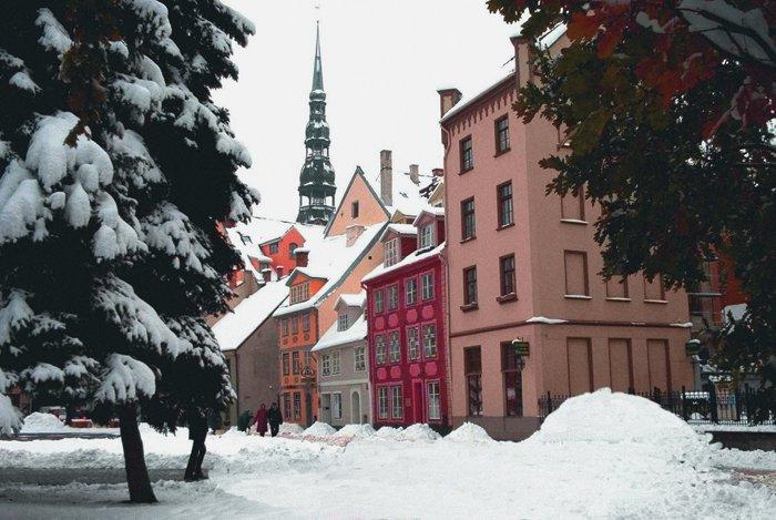 NE Riga doma