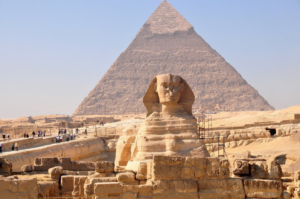 Египет пирамида