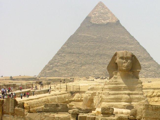 пирамиды в егпите