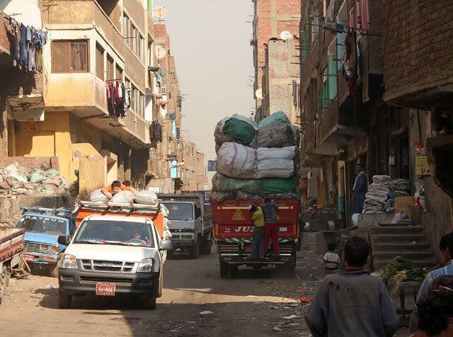 улицы в египте