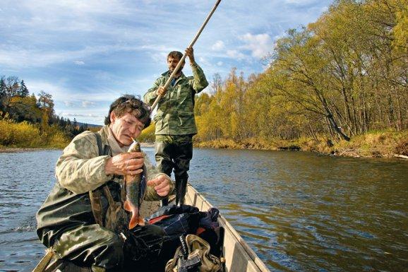 правила рыбной ловли паралический  край