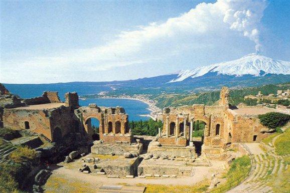 Комбинированные туры рим сицилия