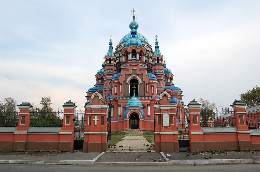 фото достопримечательности иркутска